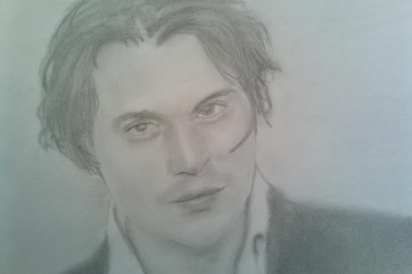 Johnny Depp by tikkileo